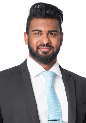Spencer Naicker